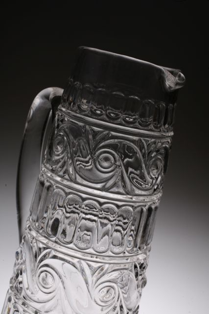 BACCARAT RUSSE PITCHER_c0108595_1114964.jpg