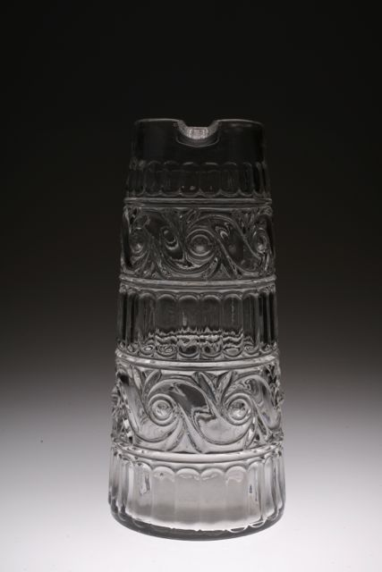 BACCARAT RUSSE PITCHER_c0108595_1131511.jpg