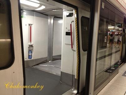 香港の地下鉄、MTR_d0088196_6462167.jpg