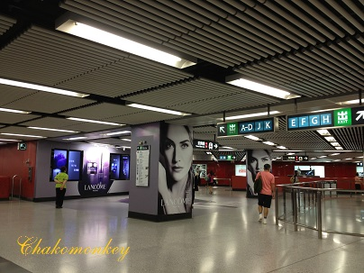 香港の地下鉄、MTR_d0088196_6555379.jpg