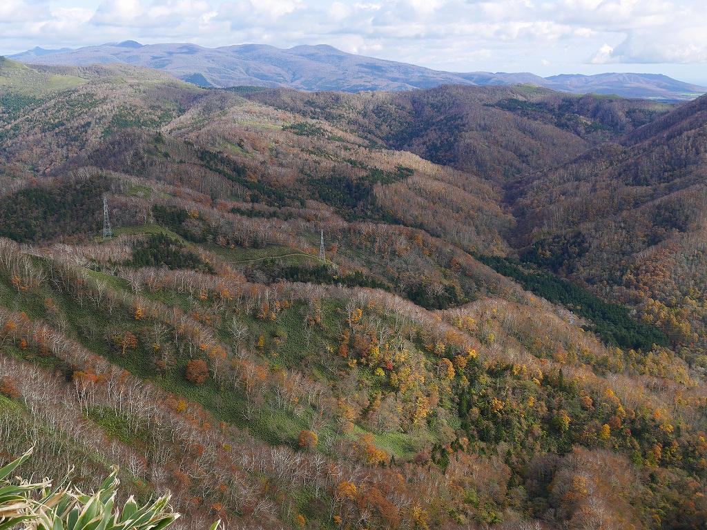 10月28日、稀府岳(まれっぷだけ)と伊達紋別岳_f0138096_22393880.jpg