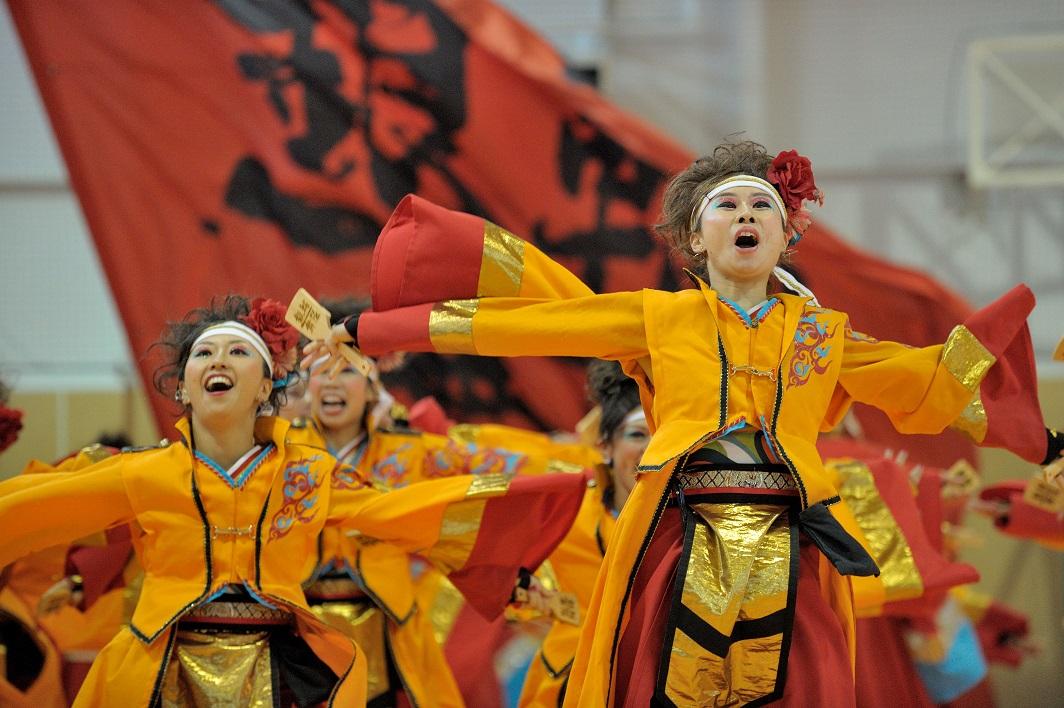 銀輪舞隊(臨時公開演舞)_f0184198_16474960.jpg