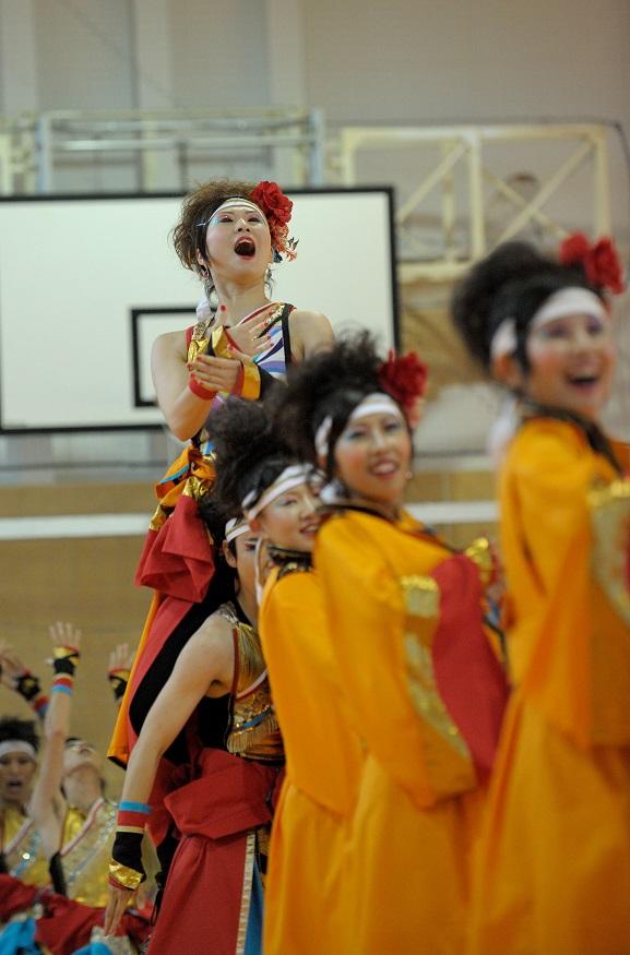 銀輪舞隊(臨時公開演舞)_f0184198_16482572.jpg