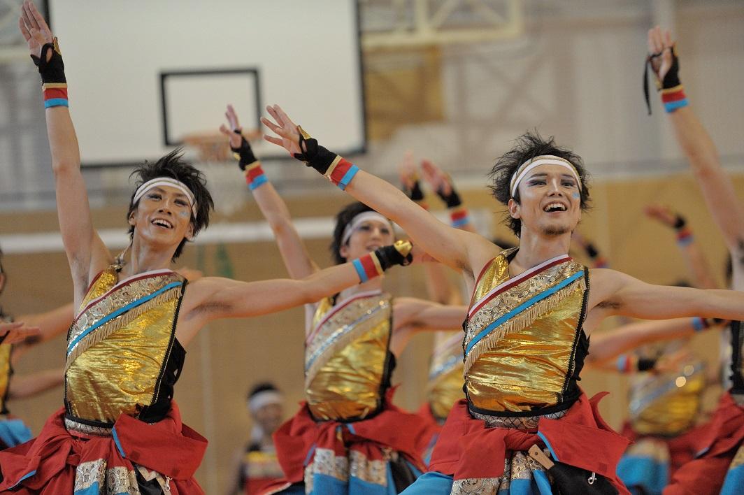 銀輪舞隊(臨時公開演舞)_f0184198_16501312.jpg
