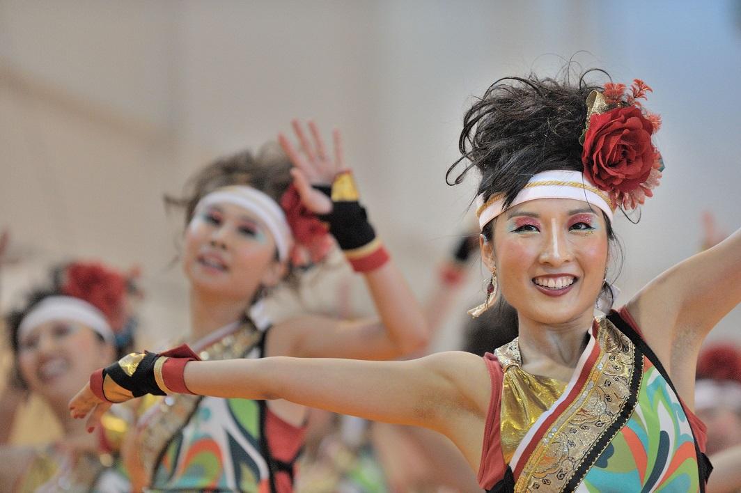 銀輪舞隊(臨時公開演舞)_f0184198_16505772.jpg