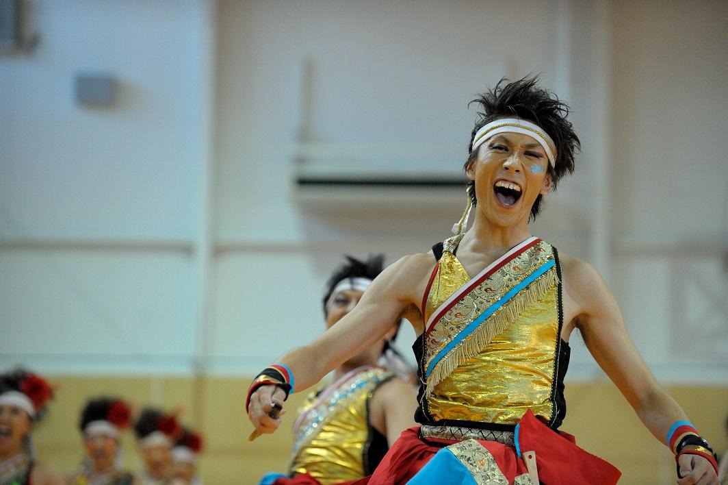 銀輪舞隊(臨時公開演舞)_f0184198_16514225.jpg