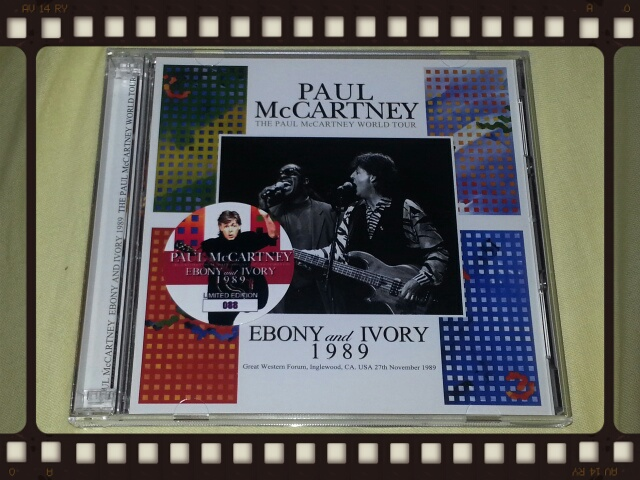 PAUL McCARTNEY / EBONY and IVORY 1989_b0042308_23332137.jpg