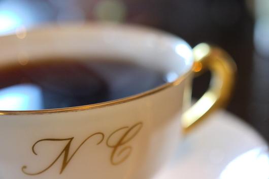 秋味 キリマンジェロ コーヒー _b0136223_2074493.jpg