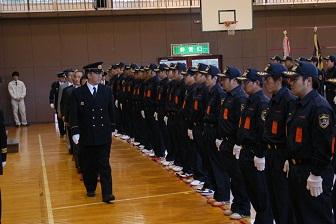 消防秋季検閲式_d0003224_15281160.jpg