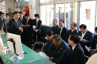 浜田昌良復興副大臣が来村_d0003224_1537498.jpg