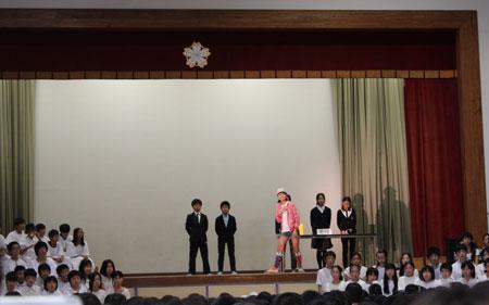 小学校最後の学芸会 感動しました\(◎o◎)/!_a0262845_1542283.jpg