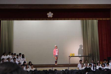 小学校最後の学芸会 感動しました\(◎o◎)/!_a0262845_15433967.jpg
