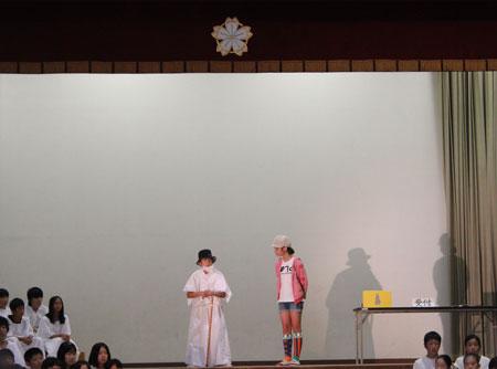 小学校最後の学芸会 感動しました\(◎o◎)/!_a0262845_15443072.jpg