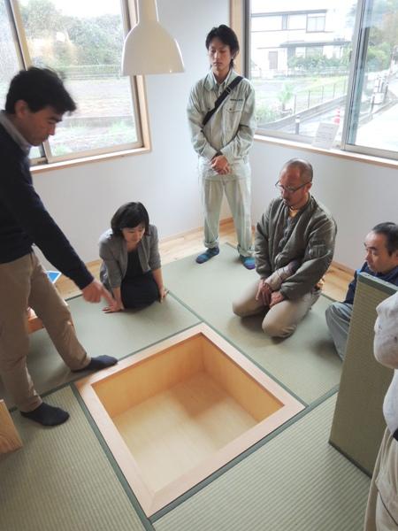 「桜上水の家」現場検討会_c0019551_19573061.jpg