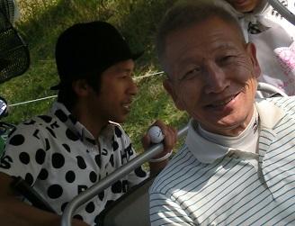 平尾昌晃チャリティゴルフに行って来ました!_e0133255_18131865.jpg