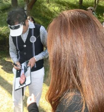 平尾昌晃チャリティゴルフに行って来ました!_e0133255_183932.jpg