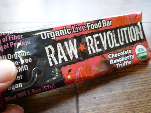 Raw Revolution Organic Bars_c0152767_21524146.jpg