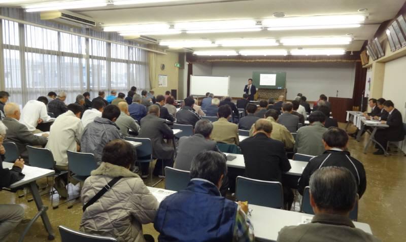 生産緑地法に関する勉強会_f0059673_23252285.jpg