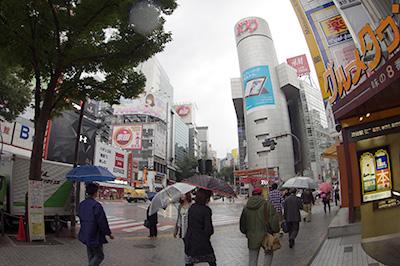 10月29日(火)の渋谷109前交差点_b0056983_14561111.jpg