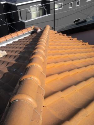 豊島区の高松で瓦修理工事_c0223192_21134477.jpg