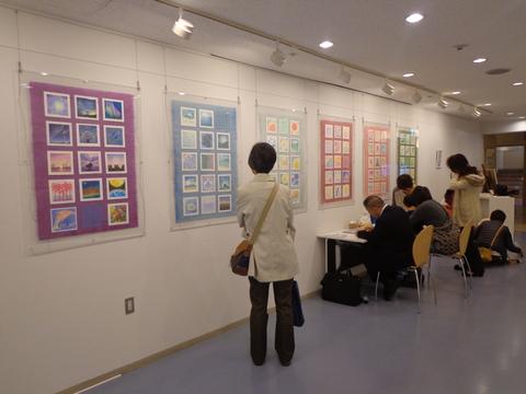 聖路加画廊で展示会10/28からスタートしました_f0071893_9384858.jpg