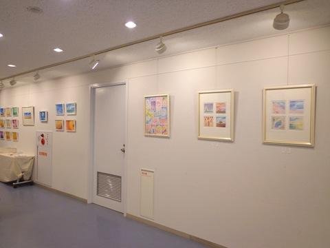 聖路加画廊で展示会10/28からスタートしました_f0071893_939034.jpg