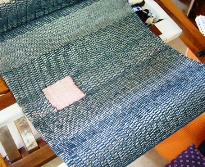 水曜日(浮き織り、袋織り、ワッ...