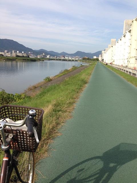 自転車で幸せ気分♪( ´θ`)ノ_a0213806_9251987.jpg