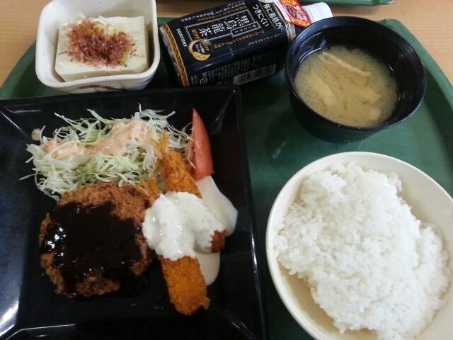 今日の昼食@会社Vol.414_b0042308_12331110.jpg