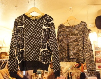 Knit Sweater Ladies_f0144612_11375454.jpg