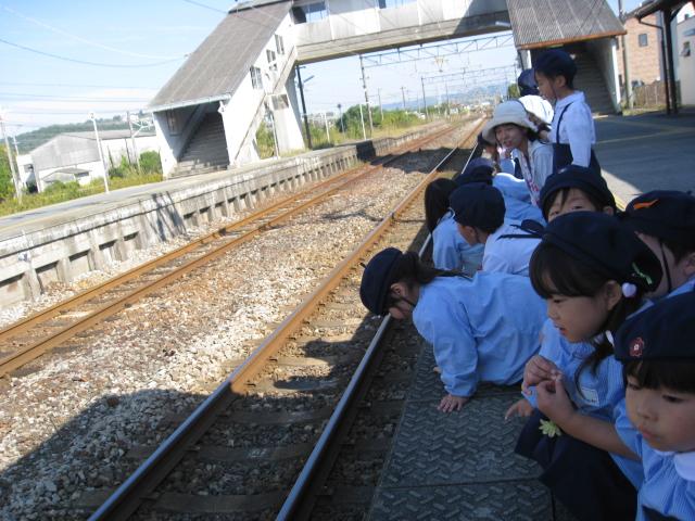 駅見学に行ってきました_c0107515_1112481.jpg