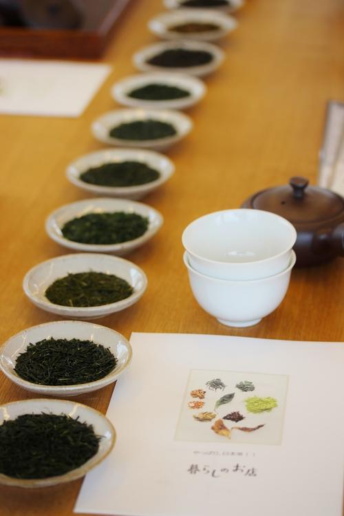 やっぱり日本茶!!だね。_b0220318_237357.jpg