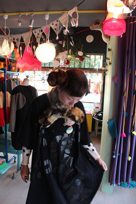 Fucaの猫マフラー入荷!_a0262845_1251430.jpg