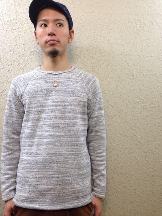 "\""Sweater Fleece\"" 解禁!!!!!!!_d0227059_21123995.jpg"