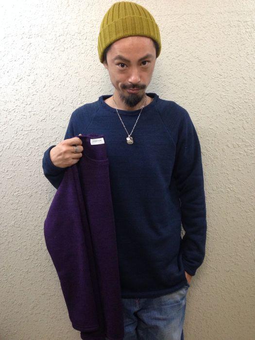 "\""Sweater Fleece\"" 解禁!!!!!!!_d0227059_21124324.jpg"