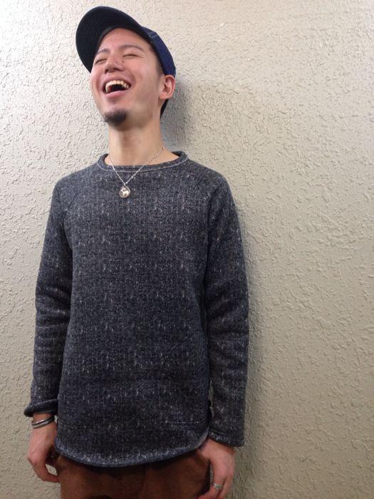 "\""Sweater Fleece\"" 解禁!!!!!!!_d0227059_21124668.jpg"