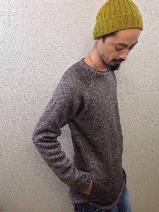 "\""Sweater Fleece\"" 解禁!!!!!!!_d0227059_21124794.jpg"