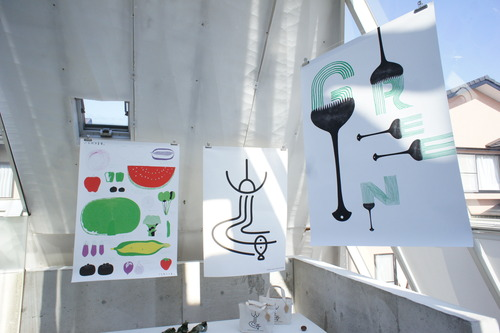 JAGDA TOYAMA ポスターデザイン展 2013「GREEN」vol.18 _b0151262_1138473.jpg
