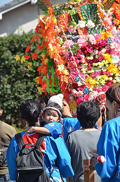 わが町の秋祭りと大運動会_e0164563_10325321.jpg