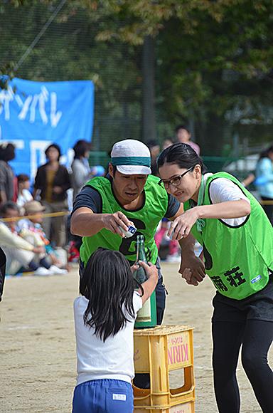 わが町の秋祭りと大運動会_e0164563_10333165.jpg