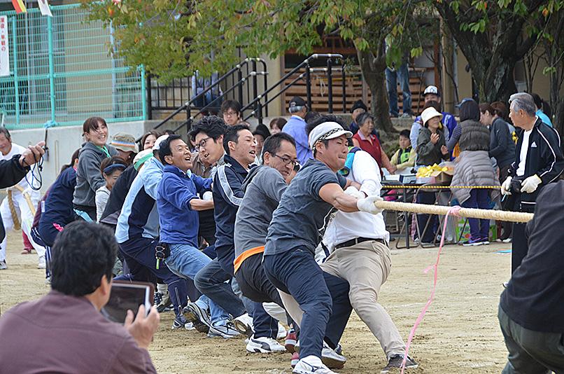 わが町の秋祭りと大運動会_e0164563_10334077.jpg