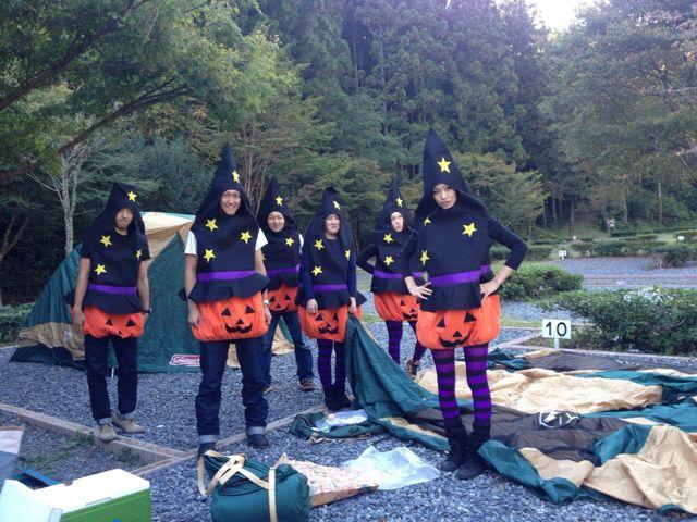 楽しかった10月キャンプ♡ Vol.2_a0239065_17243017.jpg