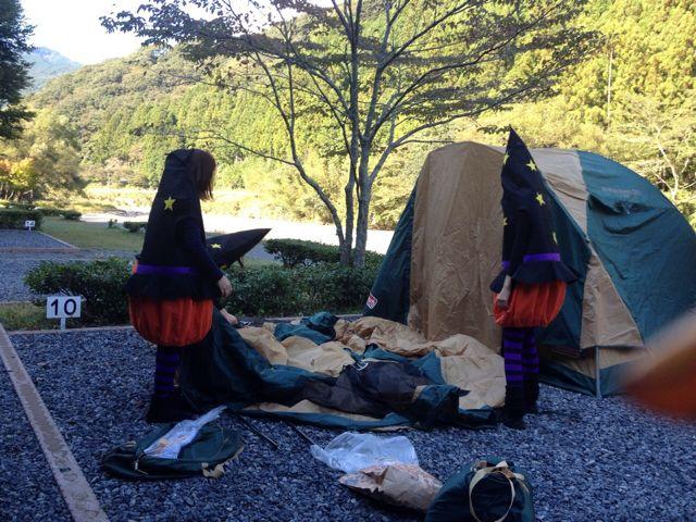 楽しかった10月キャンプ♡ Vol.2_a0239065_17244412.jpg