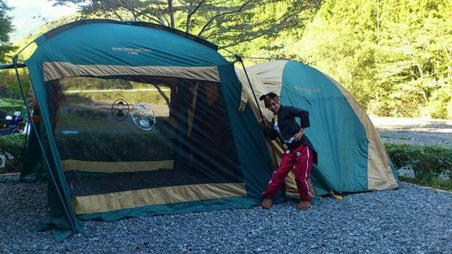 楽しかった10月キャンプ♡ Vol.2_a0239065_17344142.jpg
