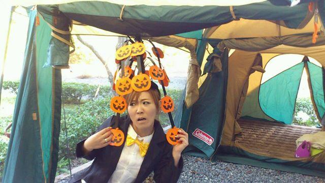 楽しかった10月キャンプ♡ Vol.2_a0239065_173493.jpg