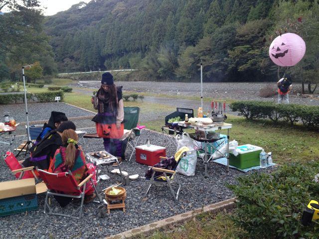 楽しかった10月キャンプ♡ Vol.2_a0239065_17405873.jpg