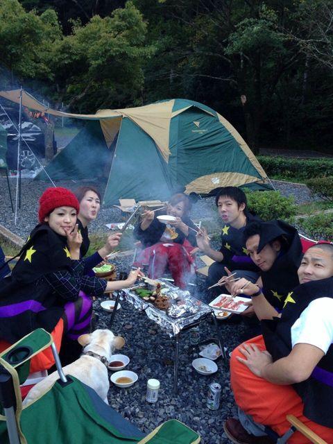 楽しかった10月キャンプ♡ Vol.2_a0239065_17513743.jpg