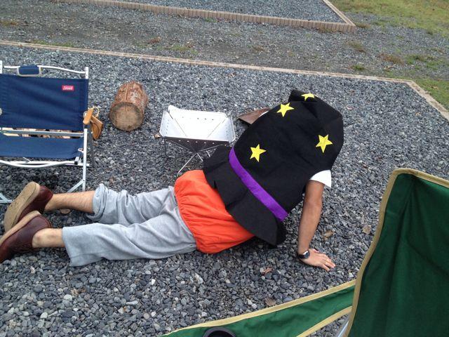 楽しかった10月キャンプ♡ Vol.2_a0239065_1752673.jpg