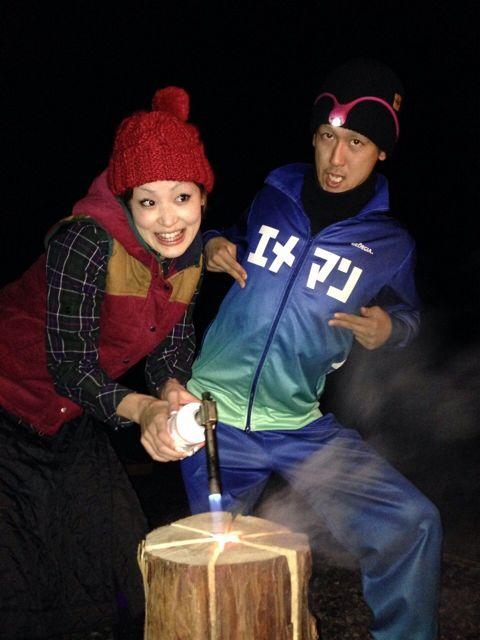 楽しかった10月キャンプ♡ Vol.3_a0239065_18112090.jpg