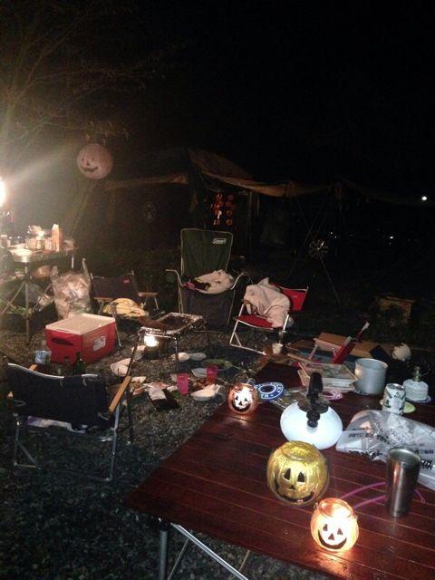 楽しかった10月キャンプ♡ Vol.3_a0239065_1822650.jpg